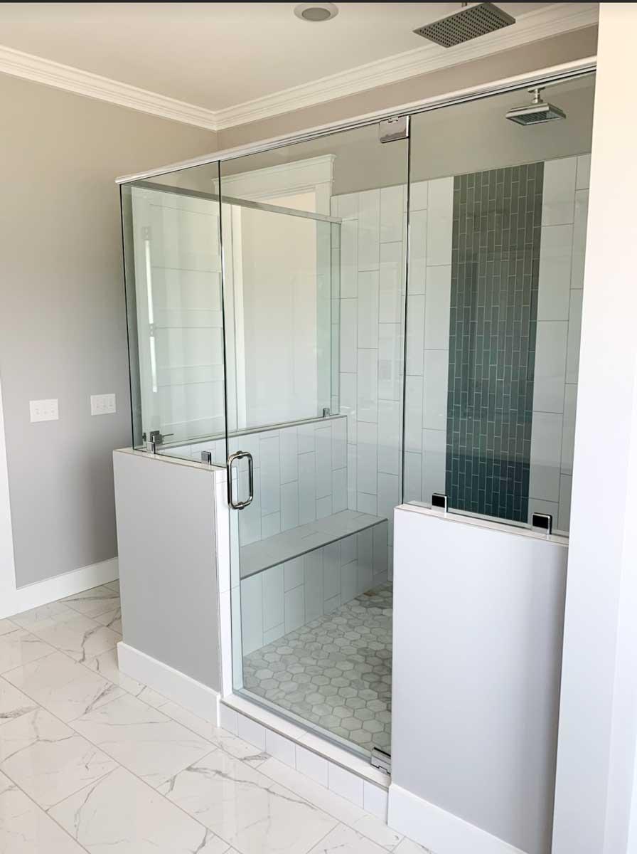 Bathroom & shower renovation & Smithfield NC